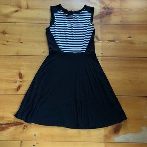 Cynthia Rowely cotton stripe dress
